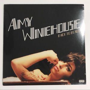 "Other - Amy Winehouse ""Back to Black"" on Vinyl - Sealed"